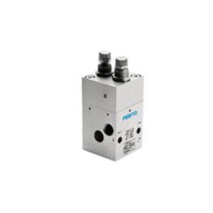 Pnömatik ve Elektropnömatik Kontrol Birimleri