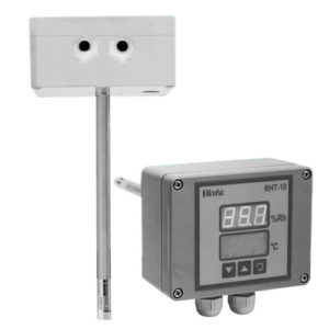 E-RHT-10 Serisi Bağıl Nem ve Sıcaklık Transmitteri