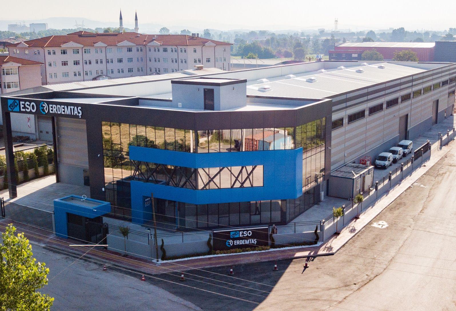 ESO Endüstriyel A.Ş. Yeni Fabrika Binasına Taşındı
